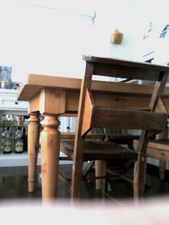 カントリー椅子
