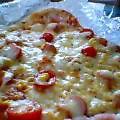 子供達でも作れるピザ